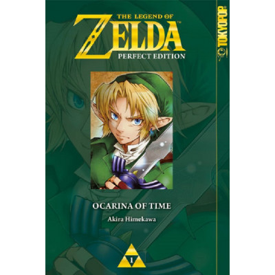 The Legend of Zelda Perfect Edition  1: Ocarina of Time Manga