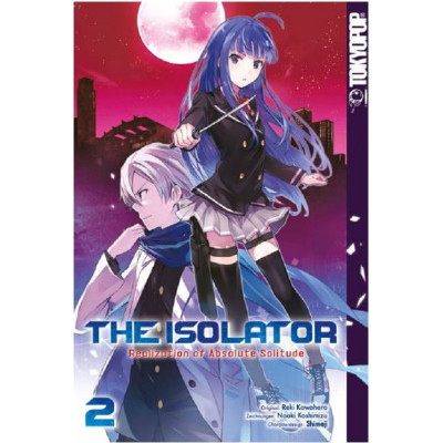 The Isolator – Realization of Absolute Solitude 2 Manga