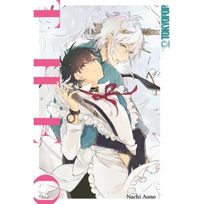 THEO (Einzelband) Manga