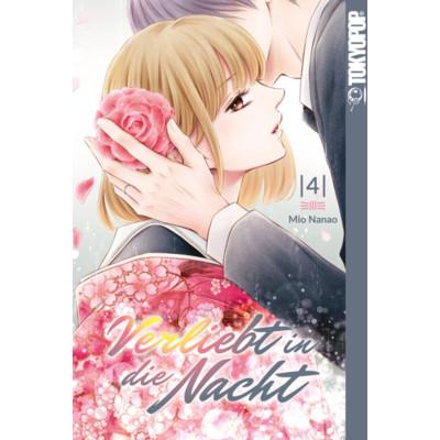 Verliebt in die Nacht 4 Manga