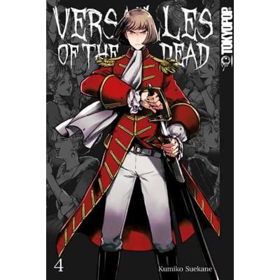 Versailles of the Dead 4 Manga
