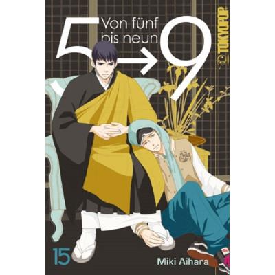 Von fünf bis neun 15 Manga