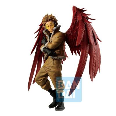 PREORDER ♦ My Hero Academia Ichibansho PVC Statue Hawks (I'm Ready!) 25 cm figure