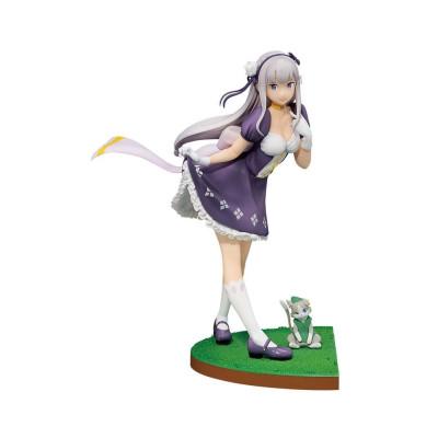 COLLECTOR ♦ Re:ZERO -Starting Life in Another World- Ichibansho PVC Statue Emilia 19 cm figure