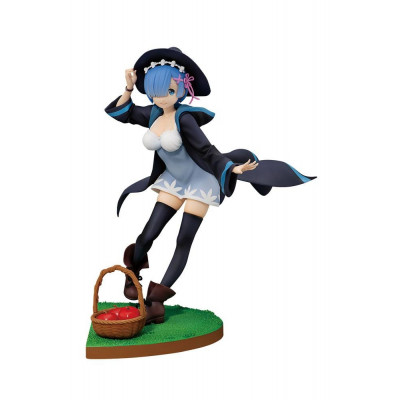 COLLECTOR ♦ Re:ZERO -Starting Life in Another World- Ichibansho PVC Statue Rem 17 cm figure