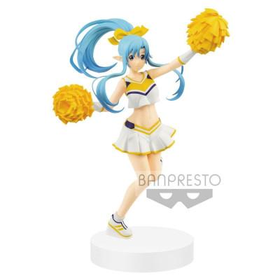 Sword Art Online Memory Defrag Asuna [Cheer of Love] EXQ 22 cm figure
