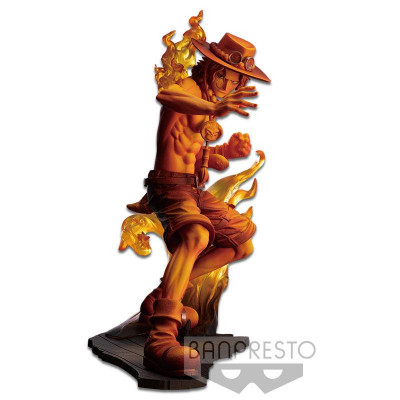 PREORDER - One Piece - Portgas D. Ace - Stampede Posing Series - 14cm PVC Statue