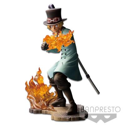 PREORDER - One Piece - Sabo -  Stampede Posing Series - 15cm PVC Statue
