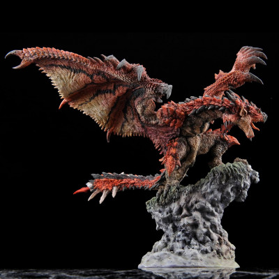 PREORDER ♦ Monster Hunter PVC Statue CFB Rathalos [Resell ver.] 21 cm figure