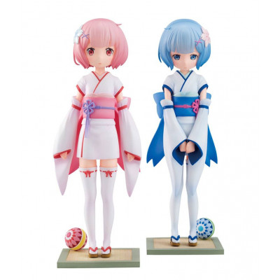 COLLECTOR ♦ Re:Zero - Rem & Ram - Osanabi no Omohide - 18cm 1/7 PVC Statues