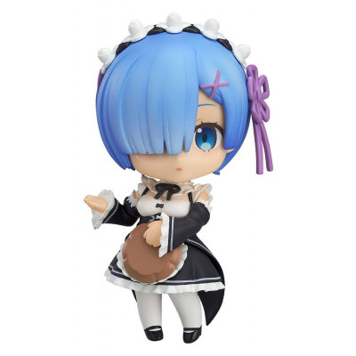 PREORDER ♦ Re:Zero Starting Life in Another World Nendoroid Actionfigur Rem 10 cm figure