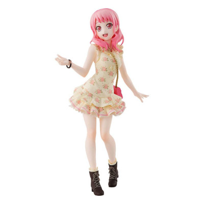 COLLECTOR - BanG Dream! Girls Band Party! - Aya Maruyama - Pop Up Parade - 17cm PVC Statue