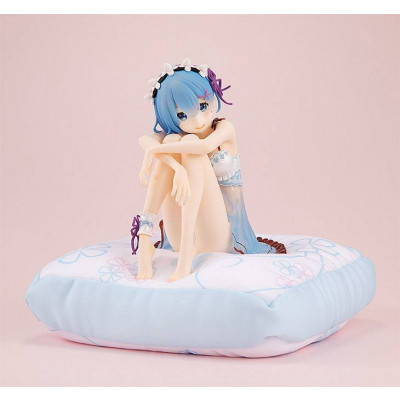 PREORDER ♦ Re:ZERO -Starting Life in Another World- PVC Statue Rem [Birthday Blue Lingerie ver.] 12 cm figure