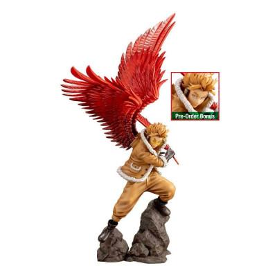 PREORDER - My Hero Academia - Hawks - Bonus Edition - ARTFXJ - 42,5cm 1/8 Statue