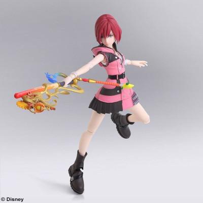 COLLECTOR ♦ Kingdom Hearts III 'Bring Arts' Kairi 14 cm figure