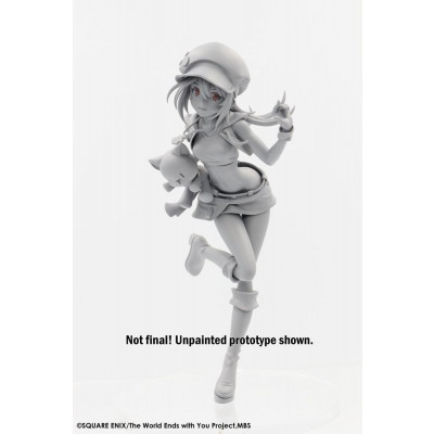 PREORDER - The World Ends with You - Shiki Misaki - 23cm PVC Statue