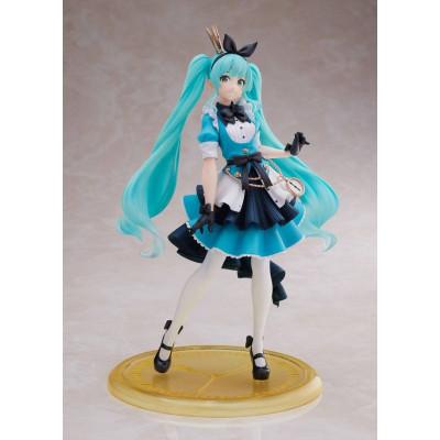 PREORDER - Vocaloid - Hatsune Miku - Alice Ver. - 21cm PVC Statue