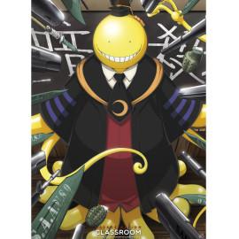 Assassination Classroom - Koro-sensei - 52x38 Chibi-Poster