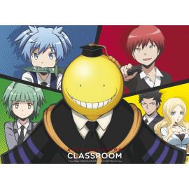 Assassination Classroom - Koro-sensei & Students - 52x38 Chibi Poster