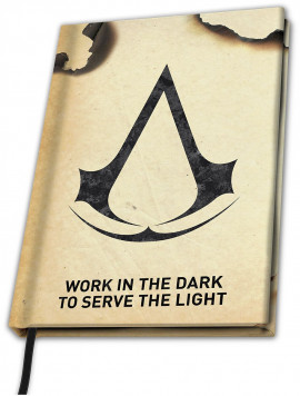 Assassin's Creed - Crest - A5 Notebook