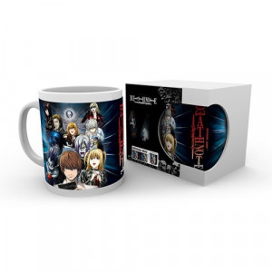 Death Note Characters 320ml Mug