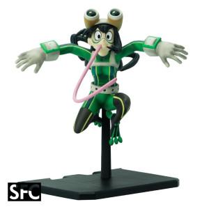 My Hero Academia - Tsuyu Asui - 16,5cm 1/10 PVC Figur