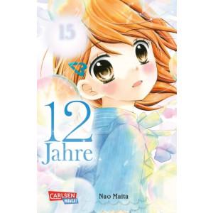 12 Jahre 15 Manga