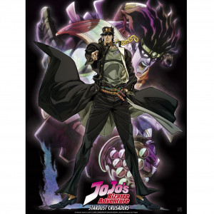 Jojo's Bizarre Adventure - Star Platinum - 52x38 Chibi-Poster
