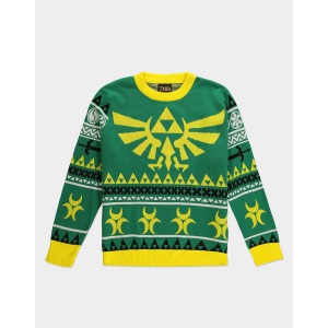 The Legend of Zelda - Hyrule Glossy - Christmas Sweater