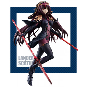 Fate/Grand Order - Scathach - Lancer - Third Ascension - 18cm PVC Statue