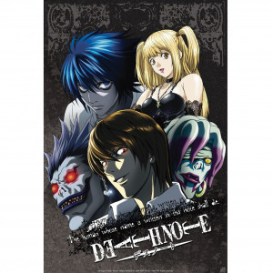 Death Note - Group - 52x38 Chibi-Poster