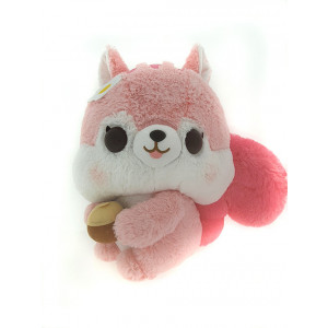 Amuse Amufun - pink Squirrel - 40cm Plush