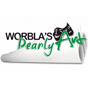 Worblas Pearly Art plate size S