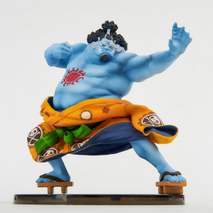 One Piece - Jimbei - Zoukeiou Choujoukessen World 2018 Vol. 4 14 cm figure
