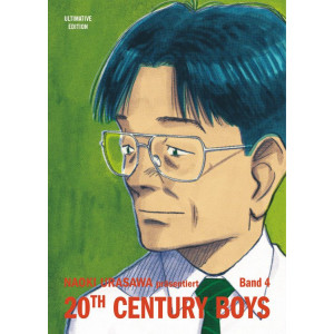20th Century Boys: Ultimative Edition 4 Manga