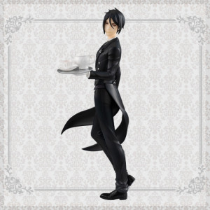 Black Butler Gekijouban Kuroshitsuji ~Book of the Atlantic~ - Sebastian Michaelis - Special Figure