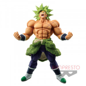 PREORDER ♦ Dragon Ball Super Broly - Figure Colosseum Broly SSJ 19 cm figure