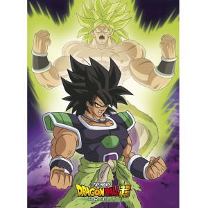 Dragon Ball Super - Broly - 52x38 Chibi-Poster