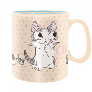 Chi's Sweet Home - hungry Chi - 460ml Mug