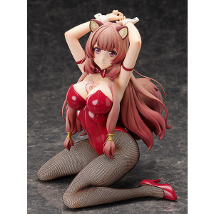PREORDER ♦ The Rising of the Shield Hero - Raphtalia - Bunny Style Ver. 25 cm 1/4 PVC Statue