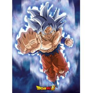 Dragon Ball Super - Goku Ultra Instinct - 52x38 Chibi-Poster