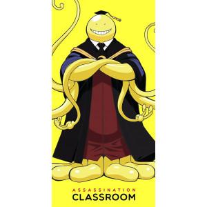 Assassination Classroom - Koro-sensei - 70x35 cm Handtuch