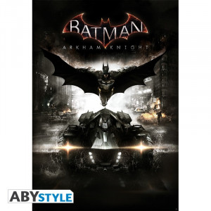DC Comics Batman Arkham Knight Poster