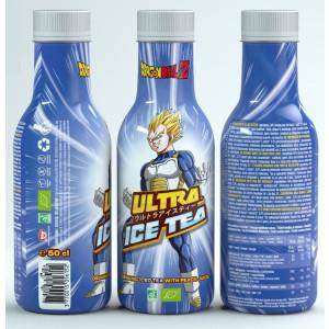 Ultra Ice Tea - Dragon Ball Z - Vegeta - Weißer Tee mit Pfirsich 500ml
