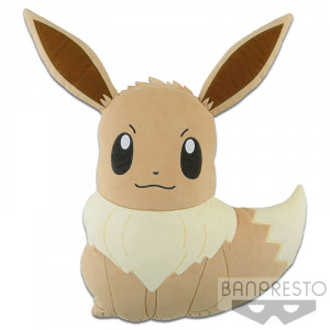Pokemon - Eevee 37 cm pillow Plush-Pillow