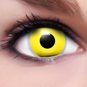 Yellow Eyes Kontaktlinsen