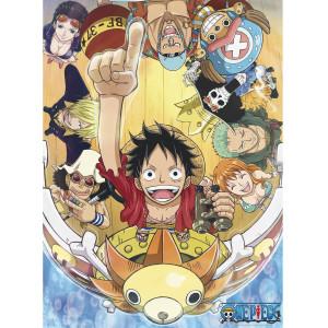 One Piece - New World - 52x38 Chibi-Poster