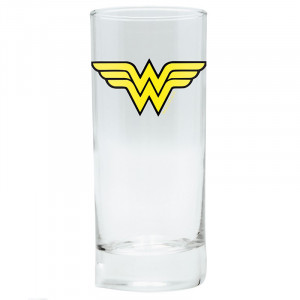 DC - Wonderwoman - 290ml Glass