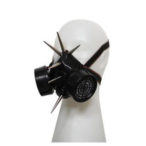 Steampunk Gasmask XL Metal Spikes