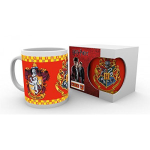 Harry Potter Gryffindor 320ml Mug